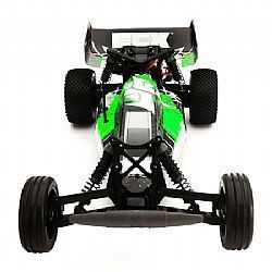 ECX03032T2 - 1/10 Boost 2WD Buggy RTR, Black/Green