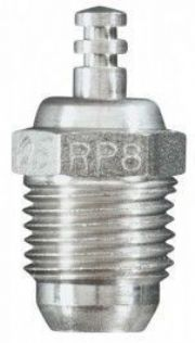 OSM 71642080 - O.S. RP8 Turbo Glow Plug On-Road Cold